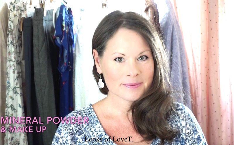 Mineral Powder Und Make Up Tutorial Video Von Ungeschminkt Bis