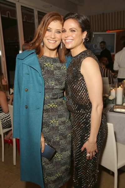 ELLEs 6th Annual Women In Television Dinner Presented By Hearts on Fire Diamonds And Olay – Inside