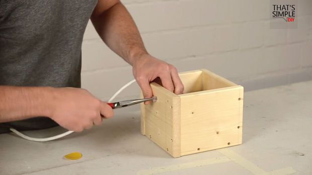 A Lamp From Concrete Easily Can Be Made By Yourself With Quite Simple Tools  And Materials