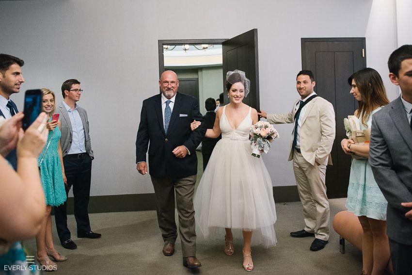 New York City Hall Wedding Photos By Photographer Www Everlystudios