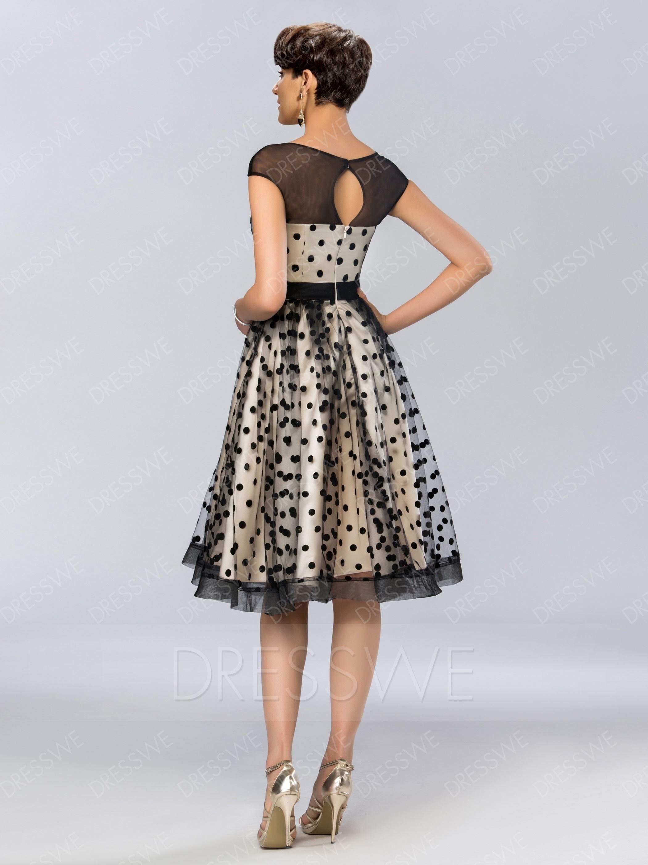 b1396e576a ... elegantes impresión off-the - hombro tapa de cremallera-para arriba las  mangas vestido de cóctel hasta la rodilla una línea vestidos de cóctel 2016  (2)