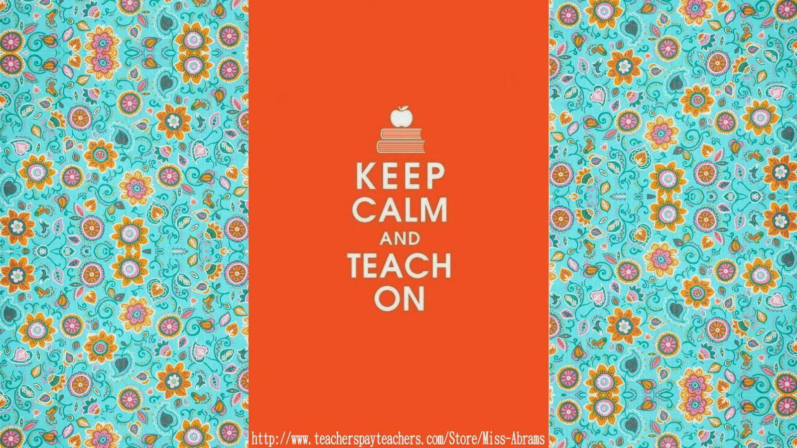 Free Teacher Themed Desktop Wallpapers Teacher Wallpaper Free Teacher Desktop Wallpaper