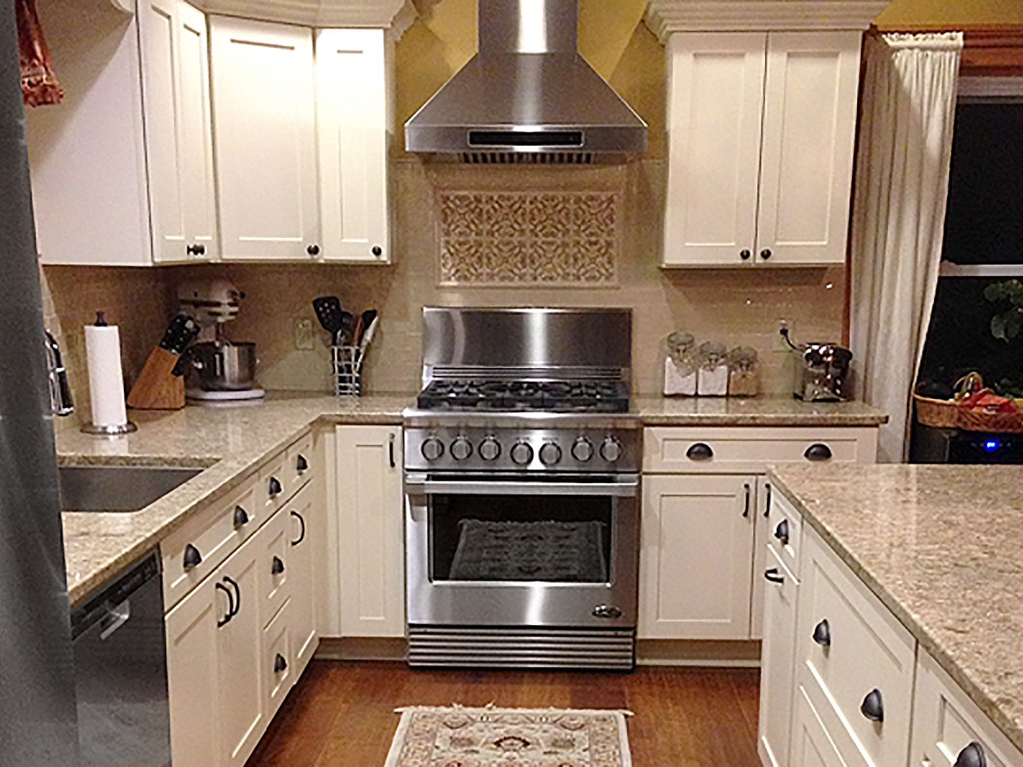 Photo gallery of remodeled kitchen features CliqStudios ...