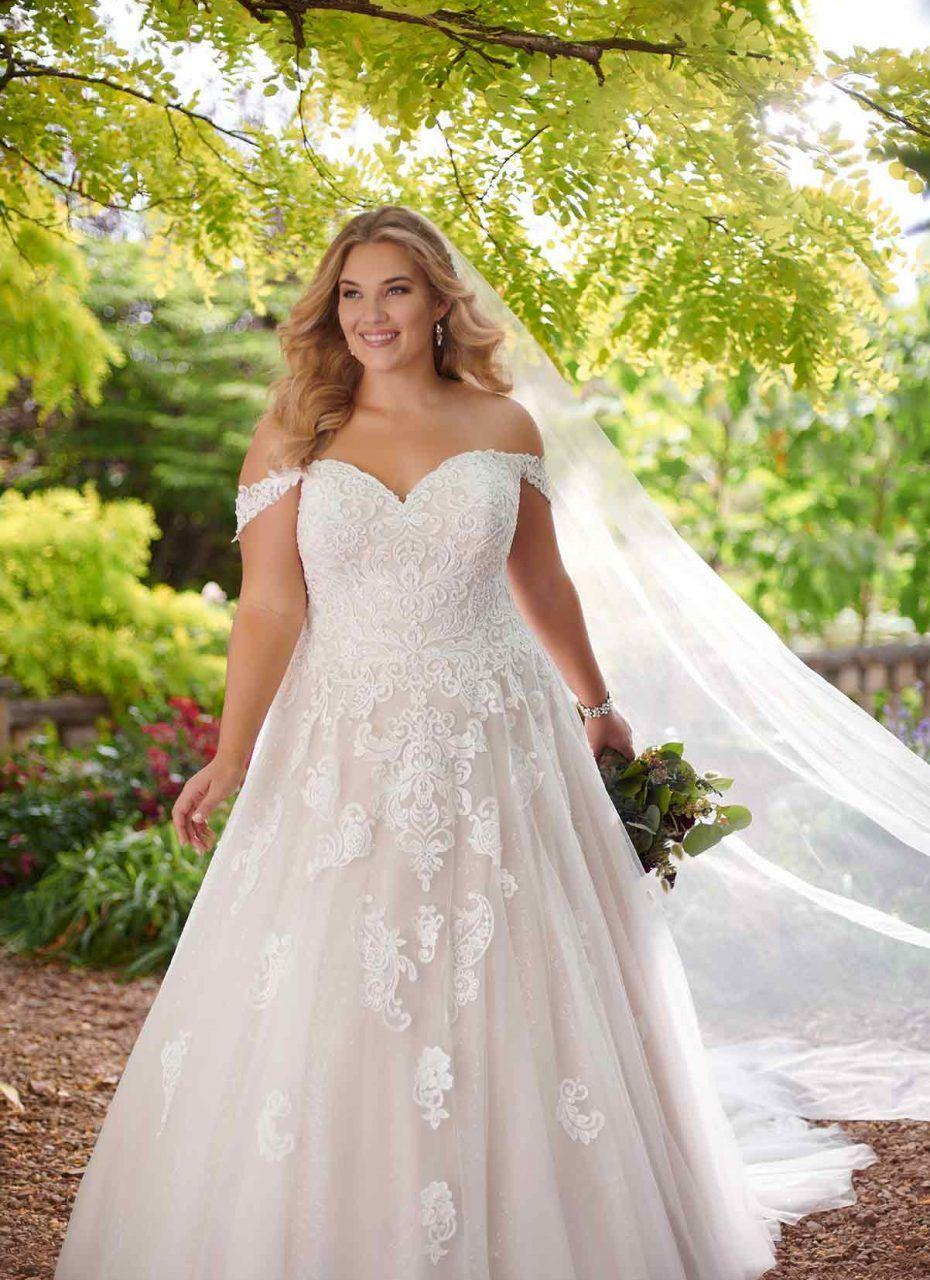 Gorgeous Plus Size Wedding Dresses In Kansas City At Belle Vogue