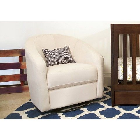 Babyletto Madison Swivel Gilder Swivel Glider Glider