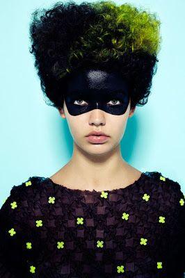 This Girl Lel: Serena Gili #fashion #London #CentralSaintMartins #graduate