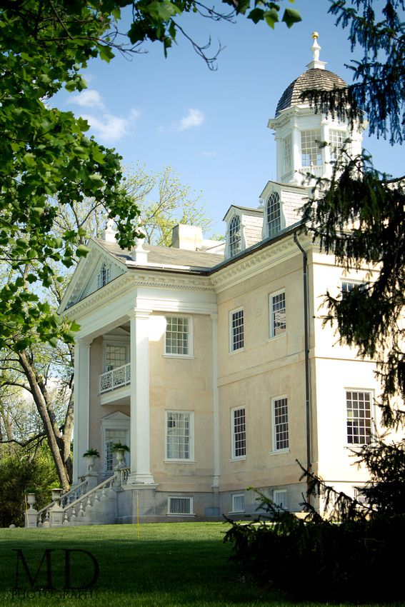 Historic Hampton Estate in Towson Maryland Places to