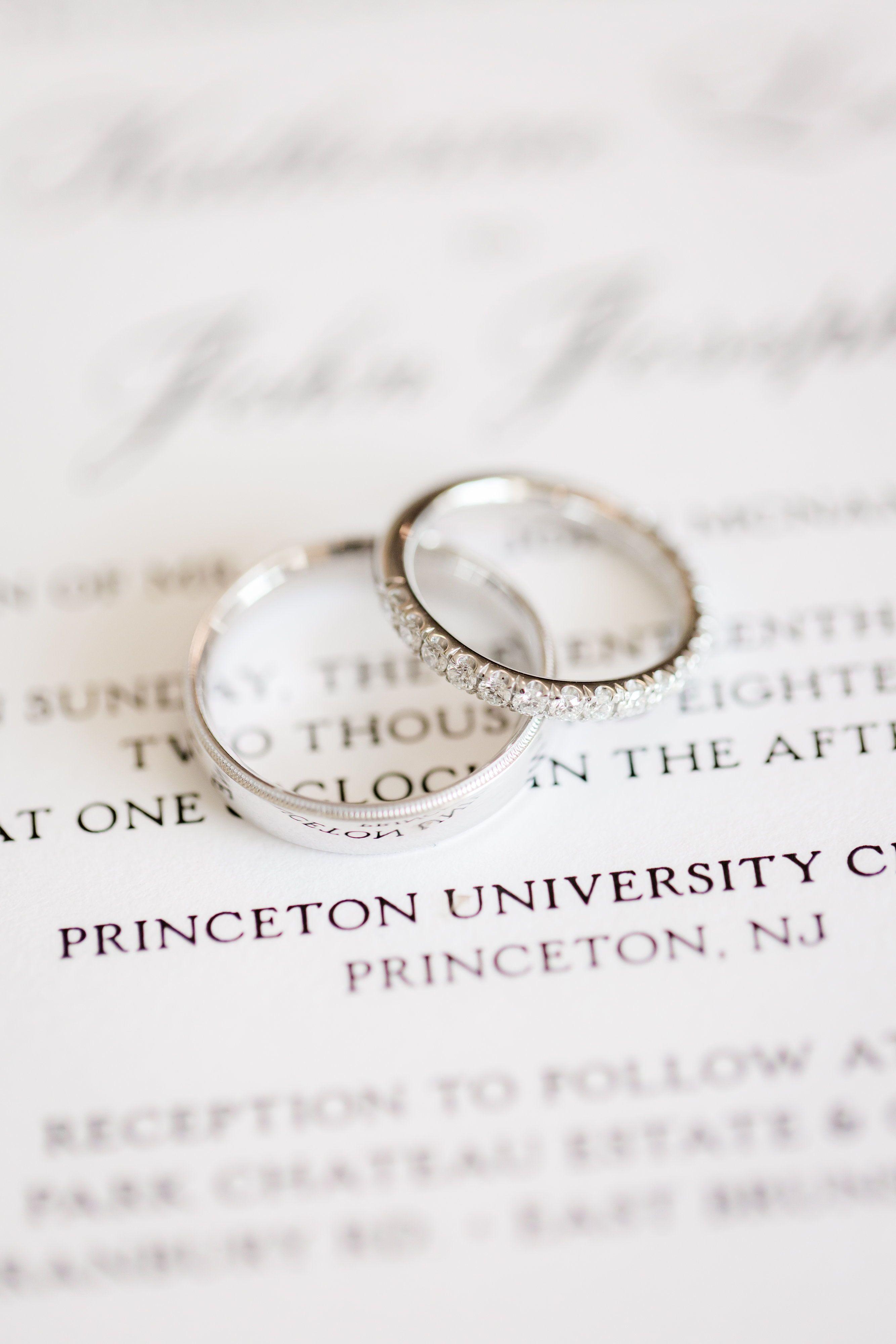 Princeton University Chapel Simple Wedding Bands Summer Wedding Invitations Wedding Bands