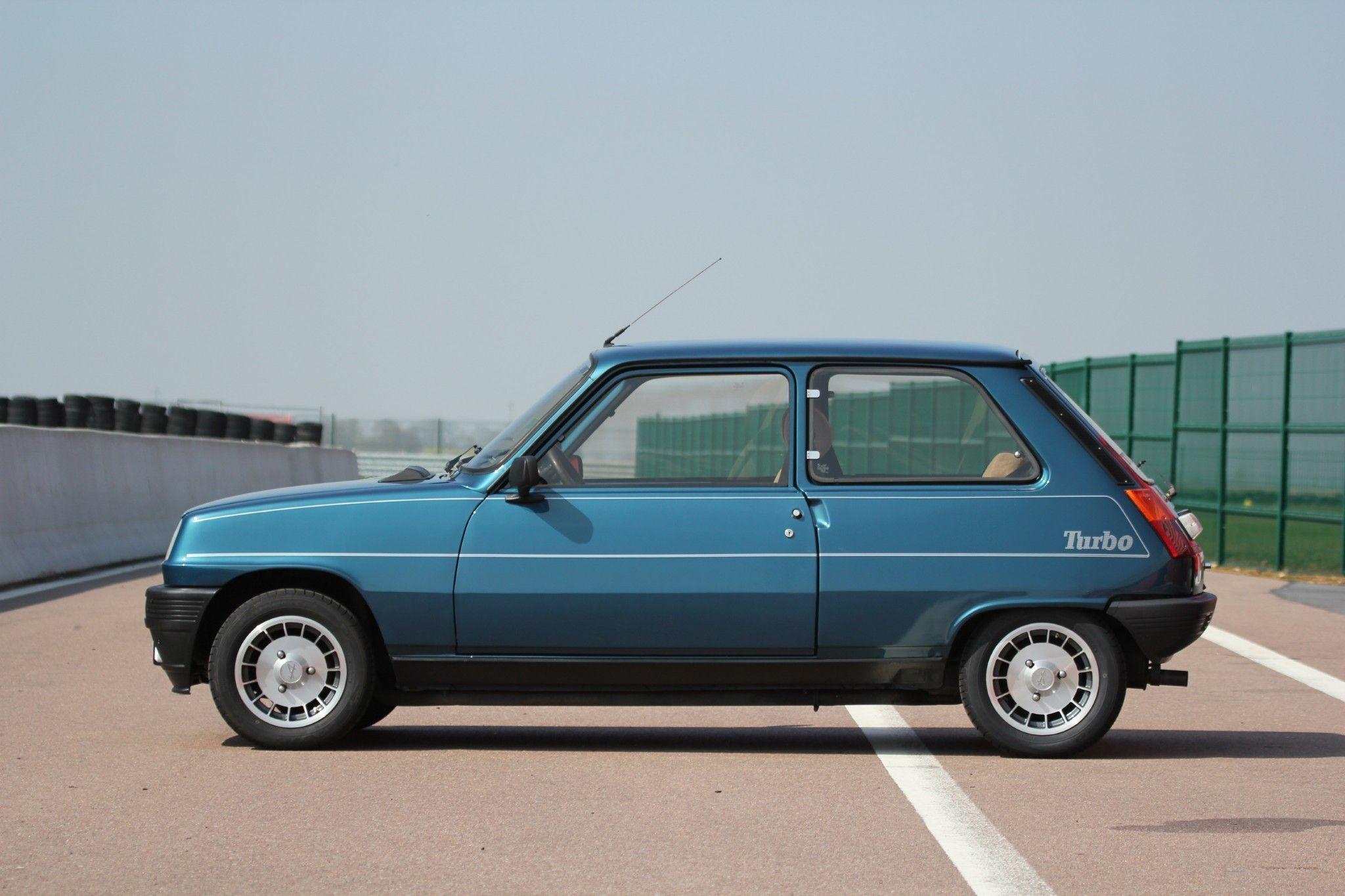 Renault 5 Alpine Turbo 1982 84