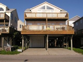 Oceanfront E8 5br 3ba Homeaway Grand Strand Myrtle
