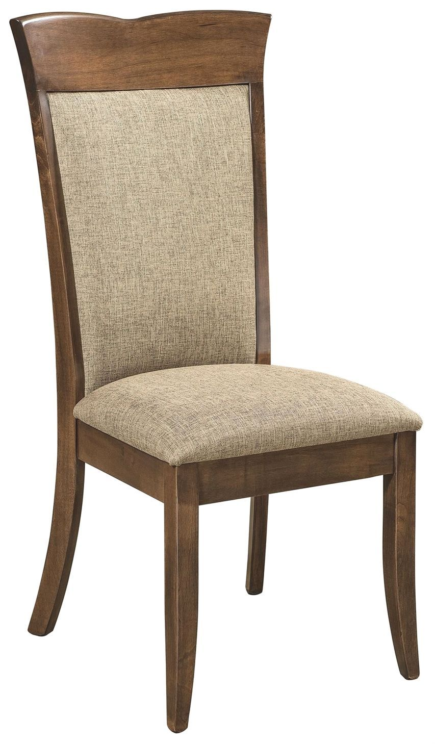 Amish Santa Fe Upholstered Dining Room Chair Dining Chairs