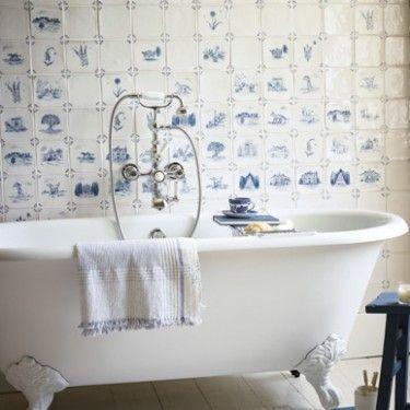 Fired Earth Delft Tiles Tile Design Ideas