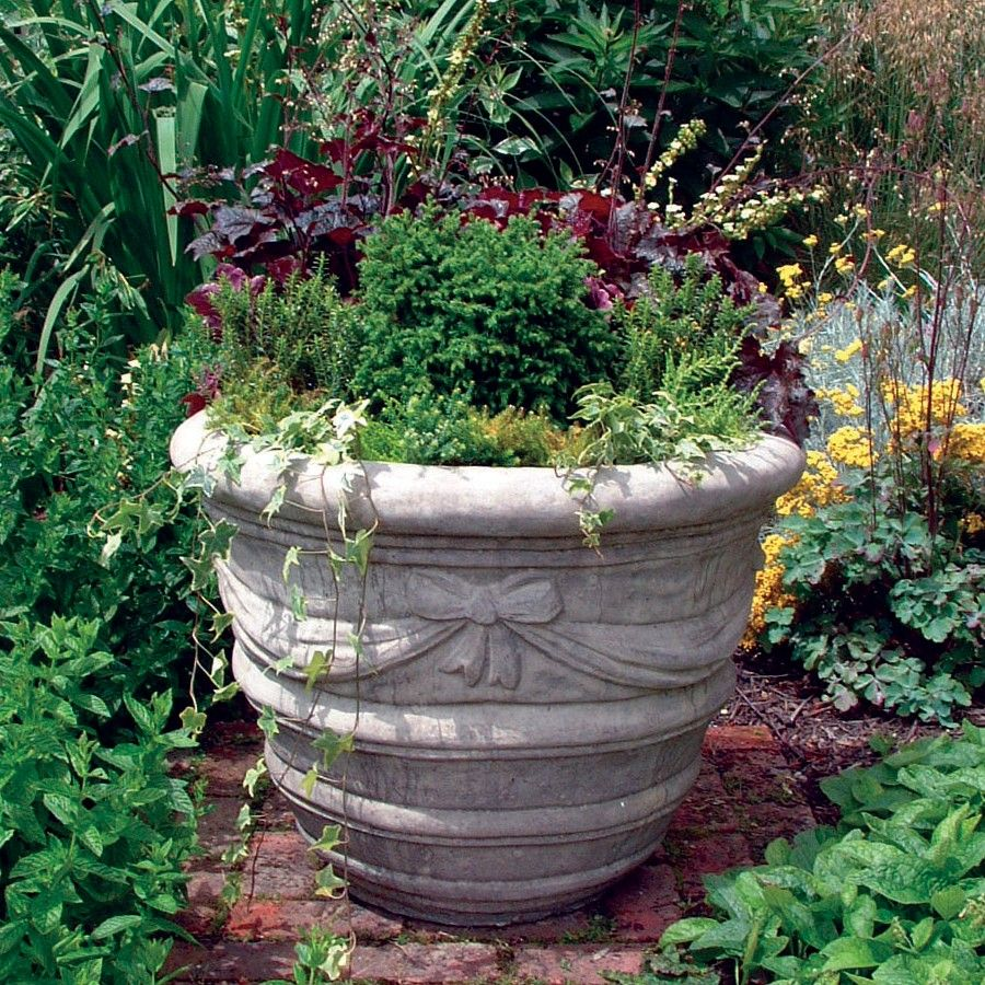 planter extra large withgardening how home pristine of image rc cm also supreme paint garden design round size planting then pots from to plant plastic nifty bell
