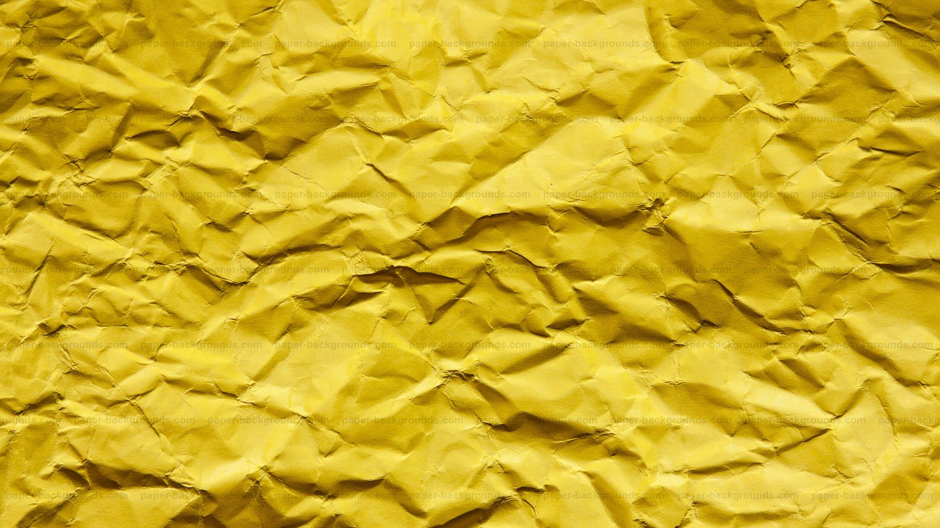 Yellow Wrinkled Paper Texture Hd Wrinkled Paper Paper Texture Yellow Paper Texture