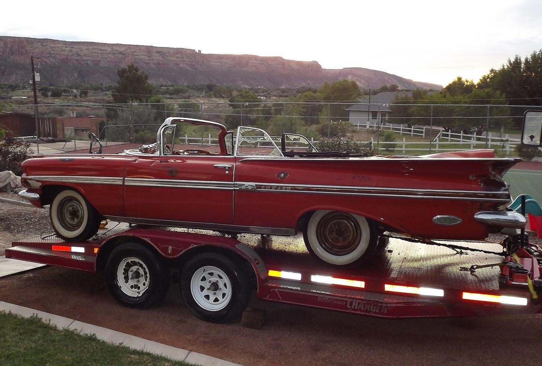 Impala 1968 chevy impala parts : pictures or scrap cars | Junk yard tours, Woller Auto Parts, Lamar ...
