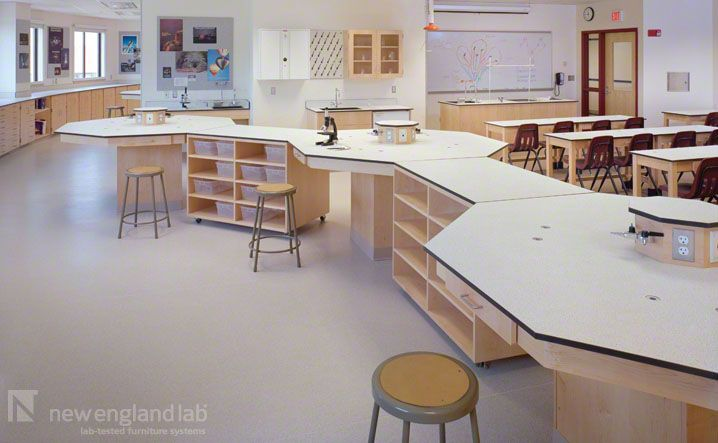 Food Technology Space At Virgo Fidelis Convent School