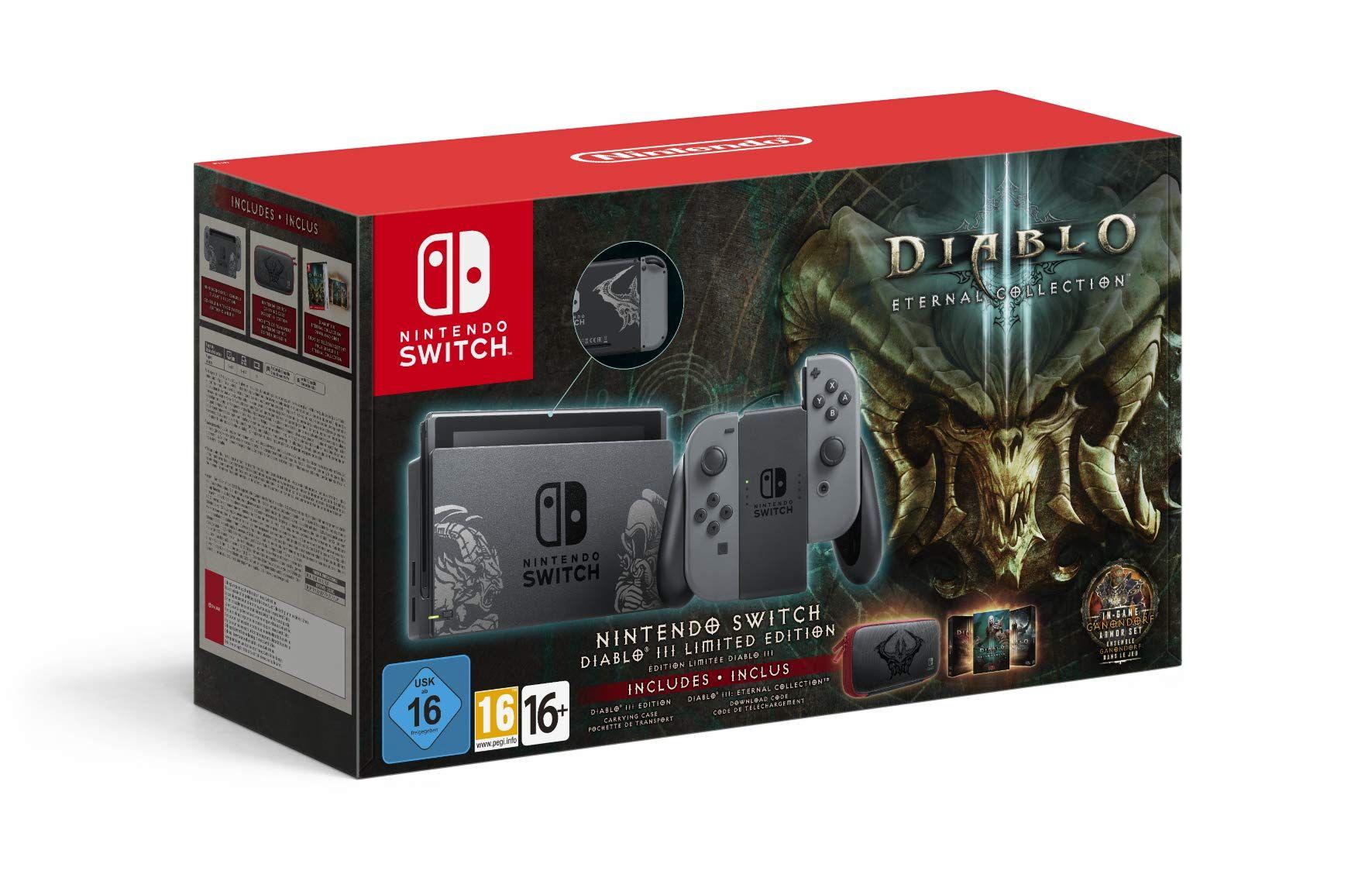 Nintendo Switch Console (2018 Parent)