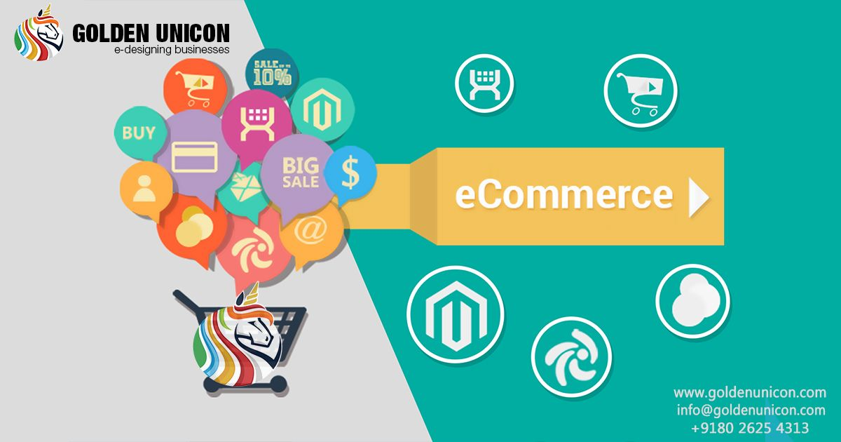 Want an eCommerce site to sell your products online