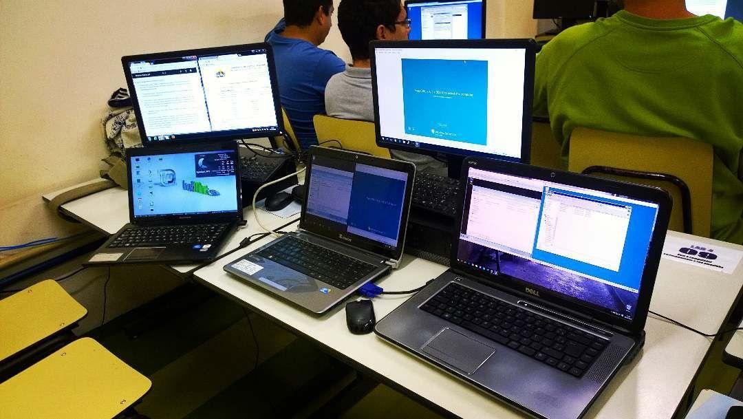 prova surpresa e o resultado foi? 10 ! #microsoft #windowsserver #windowsserver2008r2 #fileserver #domainserver #vmware #virtualbox #linux #linuxmint by dannilojack
