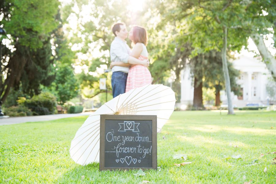 Cute first wedding anniversary photo ideas wedding anniversary