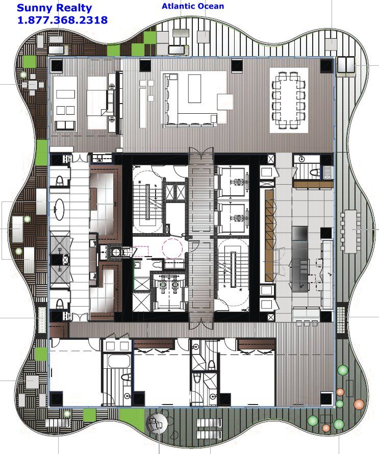 Penthouses For Sale Floor Plans Click Here To View Regalia Brochure Regalia Condos For Sale Floor Plans Condo Floor Plans Apartment Floor Plans