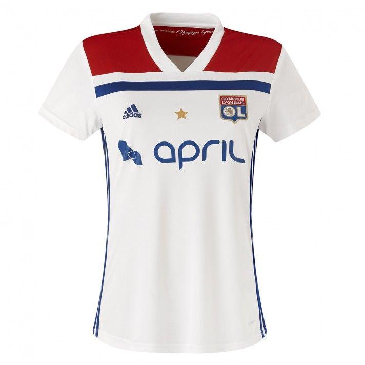 tenue de foot Olympique Lyonnais 2018
