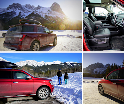 Photo of Play Outside Guide: Touring Banff and Kananaskis in the 2019 Ford Expedition
