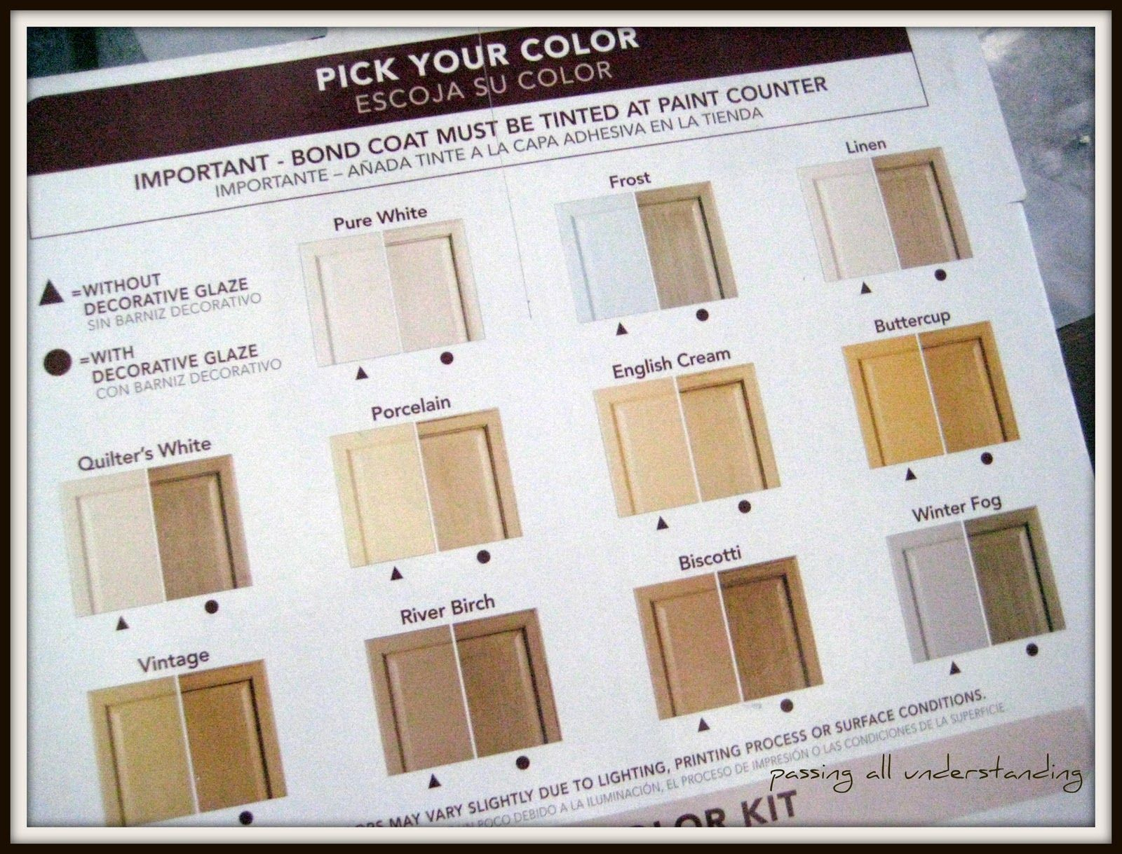 Rustoleum cabinet transformations color chart www rustoleum cabinet transformations color samples seeshiningstars nvjuhfo Choice Image