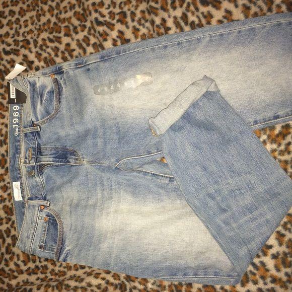 GAP Sexy Boyfriend Jeans Baggy Boyfriend Jeans , never worn GAP Jeans Boyfriend