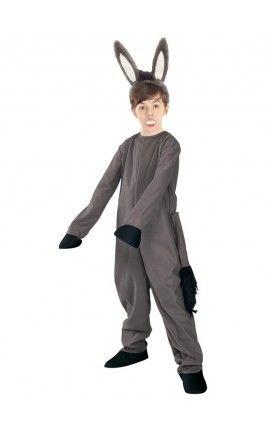 Disfraz De Asno Shrek Felices Para Siempre Para Niño Trajes Para Niños Disfraces De Peliculas Disfraces