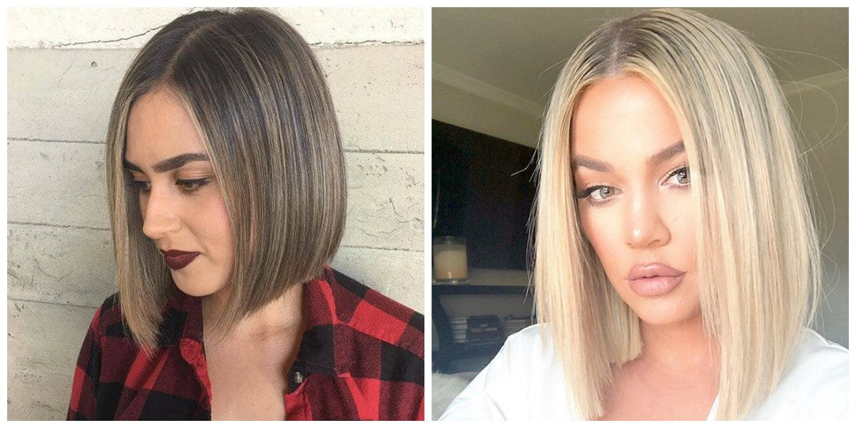 Bob Haircut 2019 Top Trendy Styling Ideas And Color Trends For Bob