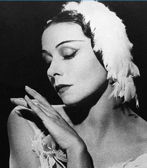 Балерины XX века Иветт Шовире / Yvette Chauvire