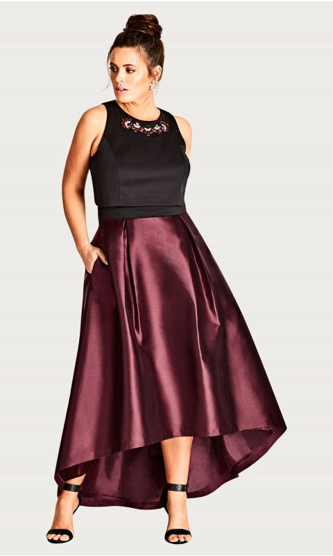 Shop Women\'s Plus Size Regal Me Dress - Evening Gowns - Dresses ...
