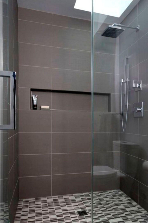 30 Awesome Modern Small Bathroom Designs For Small Home Ideas Moolton In 2020 Elegant Bathroom Bathroom Design Small Modern Modern Bathroom