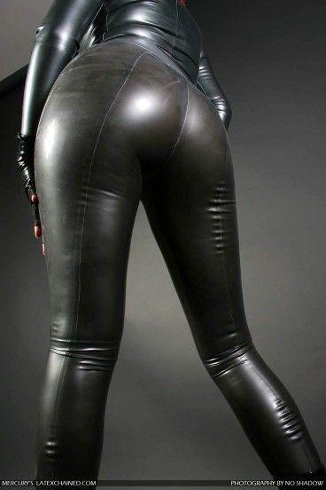 Leather choke collars bdsm