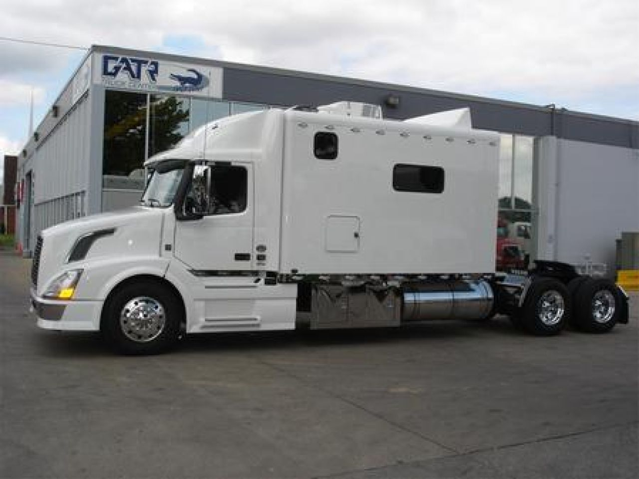 "Our featured #truck is 2014 #Volvo VNL64T-300 Sleeper Truck, Volvo XE16 Engine, 500 HP, I Shift Transmission, Air Ride Supsension, 302"" WB. Check out this week's recently added trucks at http://www.nexttruckonline.com/trucks-for-sale/All-Categories/All-Makes/All-Models/results.html?days_old-max=7 #TrucksForSale #Trucking #SemiTrucks"