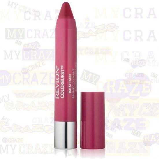 REVLON JUST BITTEN KISSABLE LIPSTAIN LIP STAIN PINK BALM STICK – 020 LOVESICK #Revlon #Lipstick #Lipstain