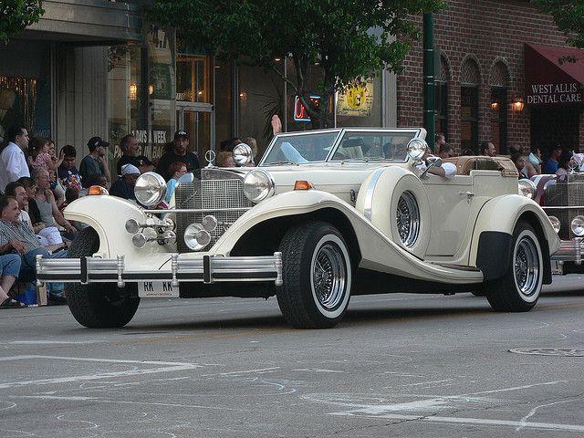 Excalibur Classic Automobile Classic Cars Classy Cars Classic Cars Vintage