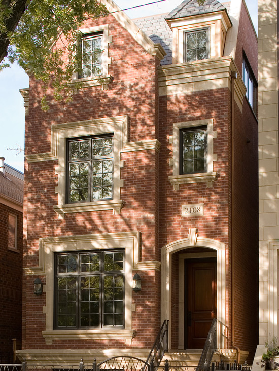 New Buildings Built In Traditional Architecture Style Page 64 Skyscrapercity Townhouse Exterior Brick Exterior House Architecture