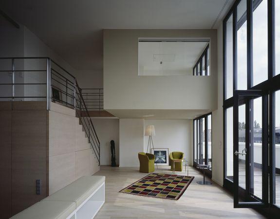 Wohnung Hamburg penthouse maisonette wohnung wohnbereich townhouse v19
