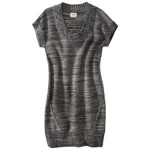 Target - Mossimo Supply Co.Short Sleeve Sweater Dress - Assorted Colors