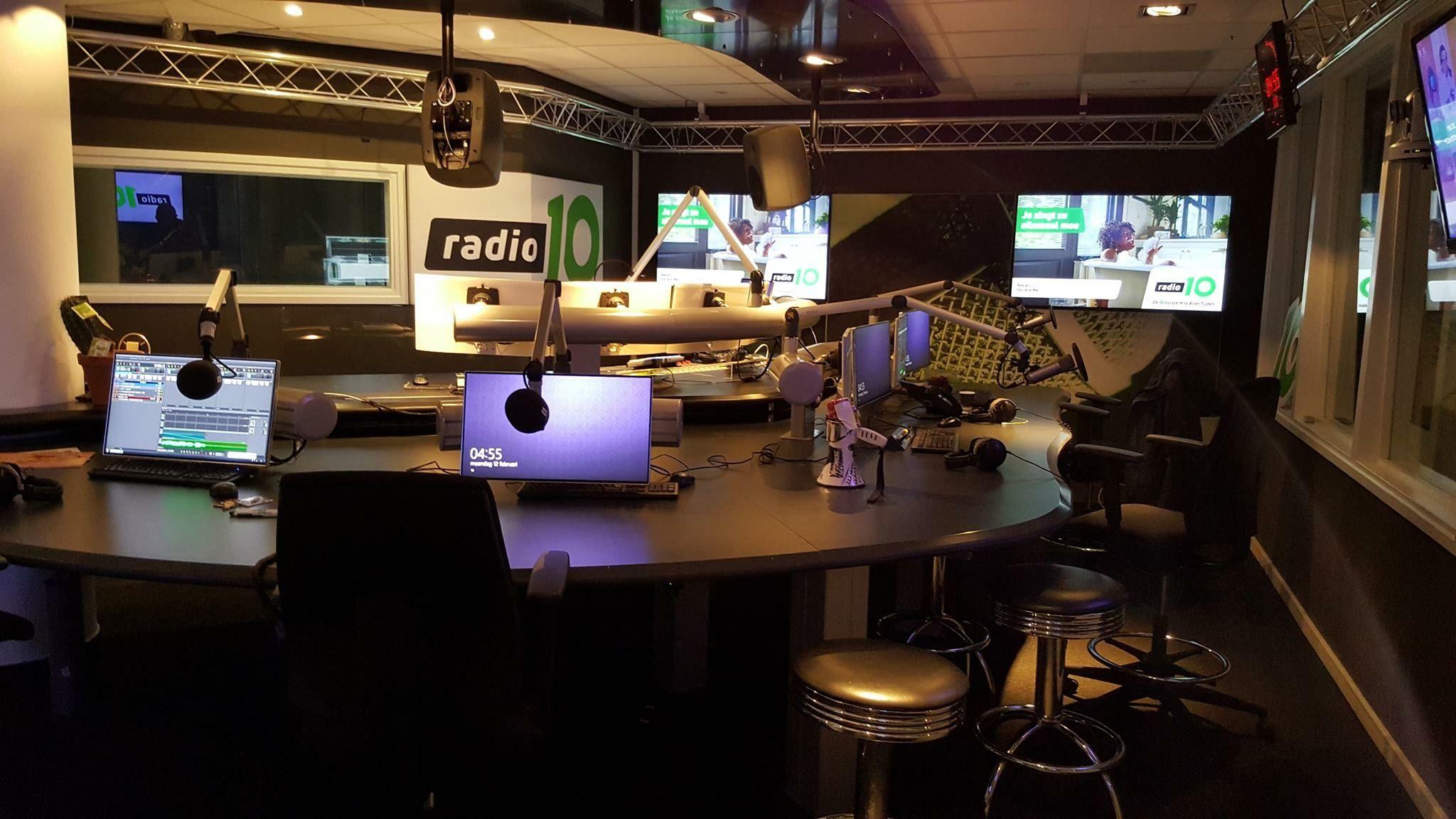 Radio 10 Nederland Studios Radio