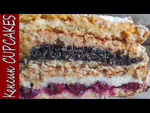 торт небо фото и рецепт