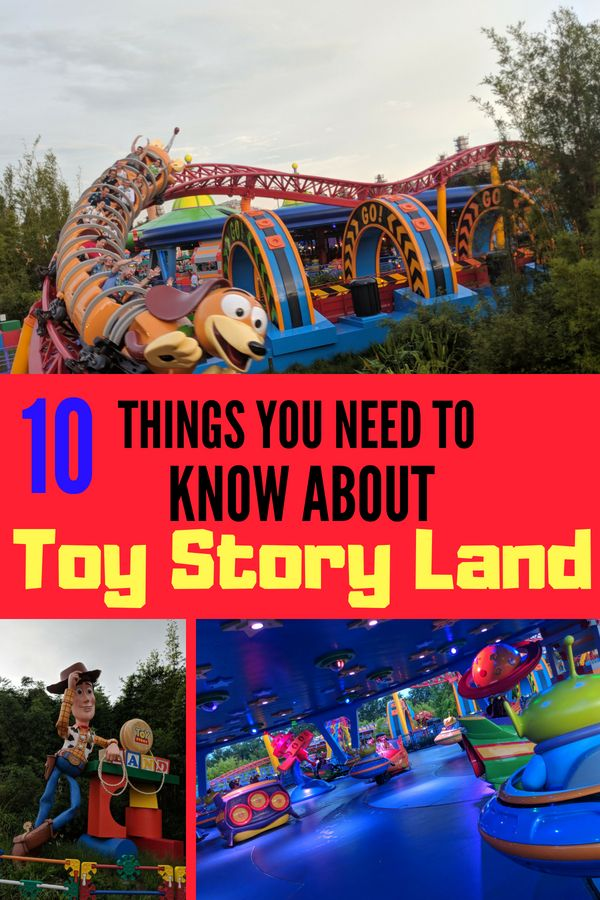 Wondering how to tackle Toy Story Land at Disney World  Discover 10 things you need to know BEFORE heading to Toy Story Land  Includes Toy Story Land tips, tricks and hidden secrets  is part of Hollywood studios disney -