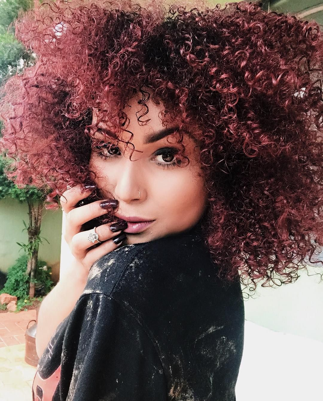 Pinterest Miss HairMakeup Pinterest Curly Natural and
