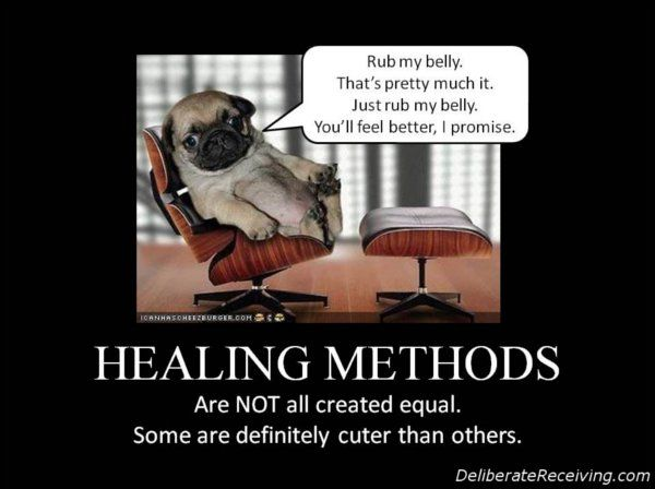 All about cute healing ? Melody Fletcher knows.