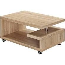Table Basse Kim Chene De Sonoma Loftscape