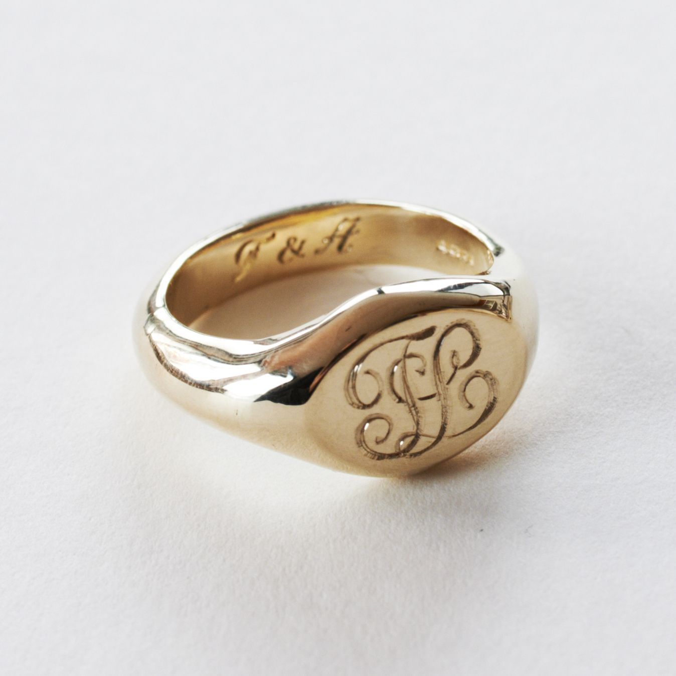 Lovegold Signet Rings Silver Ring Designs Signet Ring Rings