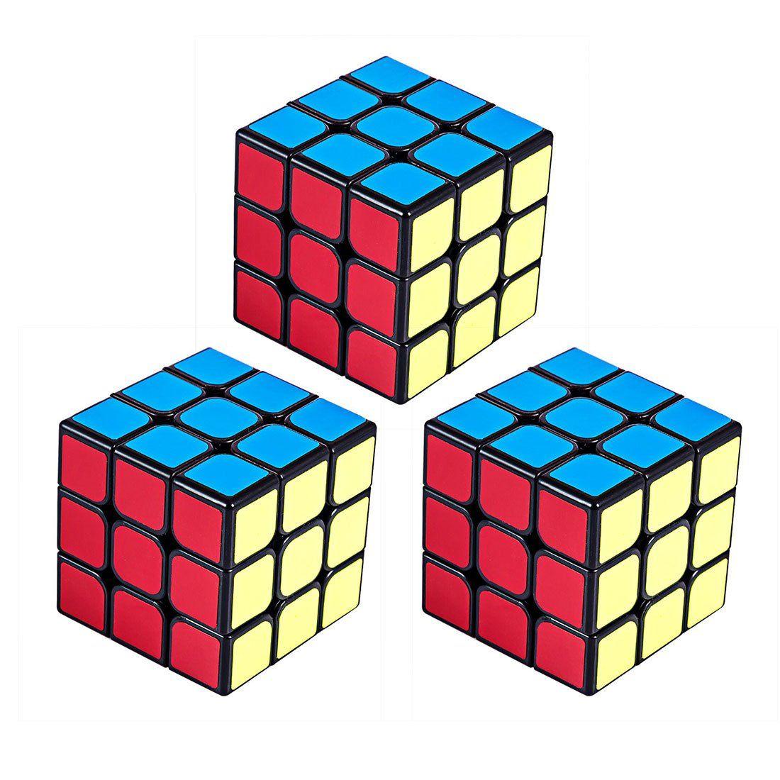 3pcs Mf3 Cubing Classroom 3x3x3 Speed Magic Cube Black In 2020 Cube Body Colour Magic