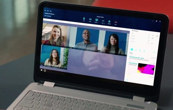 Amazon Chime video conferencing app launches on Android